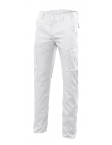 Pantalón de Faena con Bandas Reflectantes MULTI 2B